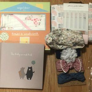 Other - 8 piece baby girl bundle